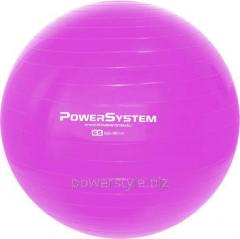 Мяч для фитнеса и гимнастики Power System PS-4012 Pro Gymball 65 cm Pink