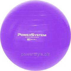 Мяч для фитнеса и гимнастики POWER SYSTEM PS-4013 75 cm Purple