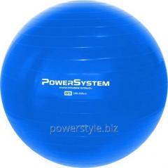 Мяч для фитнеса и гимнастики POWER SYSTEM PS-4018 85 cm Blue