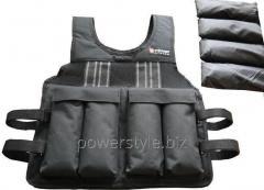 Отягощения жилет Power System PS-4049 (вага 10 кг)