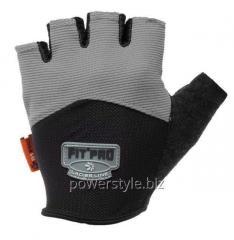 Перчатки для тяжелой атлетики Power System FP-06 L