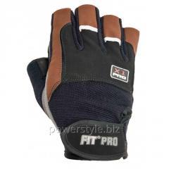 Перчатки для тяжелой атлетики Power System X1 Pro