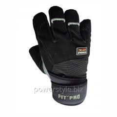 Перчатки для тяжелой атлетики Power System X2 Pro