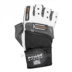 Перчатки для фитнеса и тяжелой атлетики Power System No Compromise PS-2700 L Grey/White