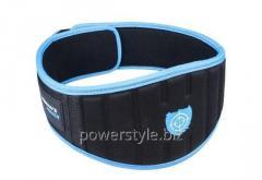 Пояс для тяжелой атлетики Power System Woman's Power PS-3210 M Blue