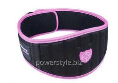 Пояс для тяжелой атлетики Power System Woman's