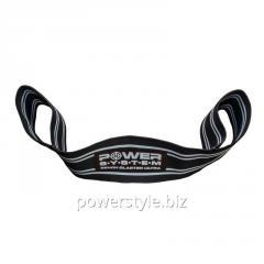 Пояс сопротивления Power System PS-3720 Bench Blaster Ultra Black/White M