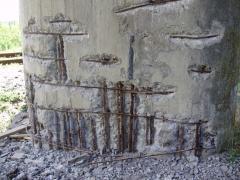 Состав ремонтный для бетона Альфакон Ремонт