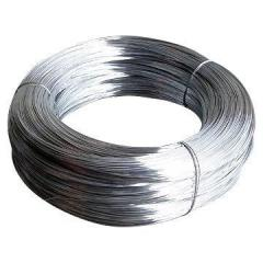 The wire is galvanized