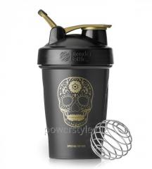 Шейкер спортивный BlenderBottle Classic Loop 590ml Dead Lift Black (ORIGINAL)