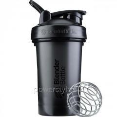 Шейкер спортивный BlenderBottle Classic Loop Pro 20oz/590ml Black