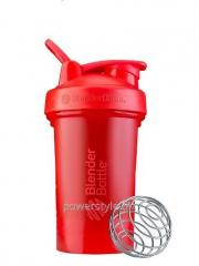 Шейкер спортивный BlenderBottle Classic Loop Pro 20oz/590ml Red