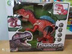 Динозавр интерактивный с гребнем Dinosaur