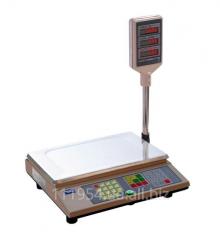 Весы электронные товарные  ВТА-А ПромПрилад