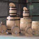 Бочки для вина, деревянная