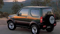 Автомобили легковые внедорожники Suzuki Jimny