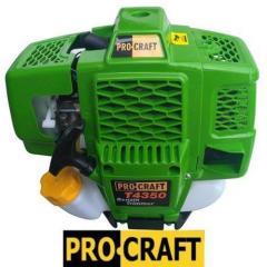 Бензокоса Pro Craft T4350