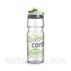 Бутылка для воды из пластика без вредных BPA...