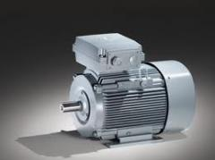 Electric motors with power less than one kilowa