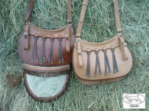 Game-bags, gun covers, cartridge belts