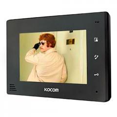 Домофон Kocom KCV-A374SD, цветной видеодомофон,
