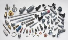 Fasteners for construction and production - the