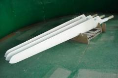 Комплект лопастей для ветрогенераторов малой