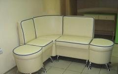 Наборы мебели для кухни угловые мягкие от