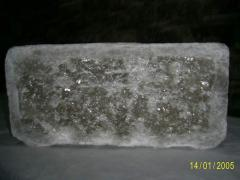 Соляной блок. Высота/ширина -200х400мм. Толщина