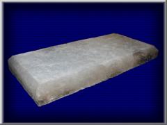 Плитка из соли. Высота/ширина -170х360мм. Толщина