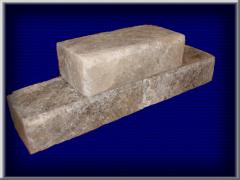 Кирпич из соли Размер -170х80х50мм. Вес - 1,6 кг.