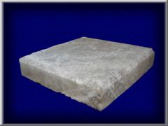 Плитка із солі Висота/ширина -170х170мм. Товщина