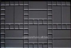 Forms for a tile