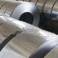 Tape cold-rolled of zinc metal