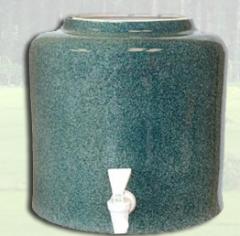 Диспенсер керамический мрамор