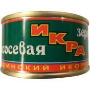 Caviar of salmon 120 g wholesale, Lviv