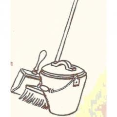 Средства для уборки, для чистки унитазов, средства