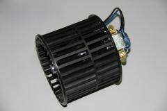 Электродвигатель отопителя с вентилятором Газель