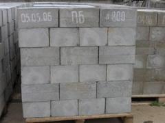 Blocks polystyreneconcrete