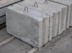 Blocks concrete