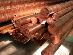 Rolled copper
