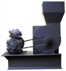 Дробилка молотковая МПЛ 150.8