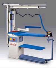 Оборудование для обработки одежды в химчистках