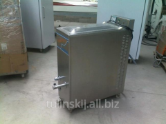 Pasteurizer of mix of Carpigiani Pastomaster ice