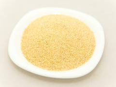 The garlic granulated