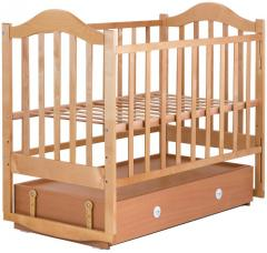 Кровать Babyroom Дина D304 маятник,  ящик...