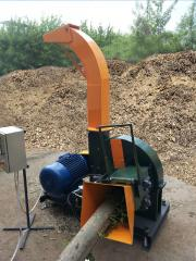 Chipping machine Mr30e with hydrogiving with the