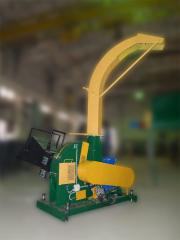 Chipping machine Mr30e with hydrogiving by