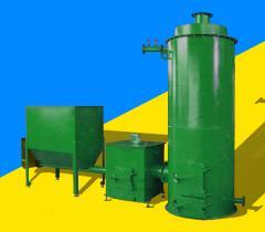 Solid propellant copper