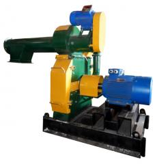 Molotkovy crusher of 1-5 t/hour for crushing of
